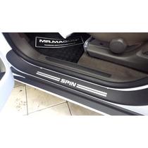 Soleira Super Protetora Chevrolet Spin + Frete Gratis