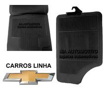 Tapete Assoalho De Borracha Automotivo Classic Corsa 4pçs