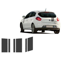Kit Adesivo Fiat Bravo Sporting 2012/ Ou Outros Carros
