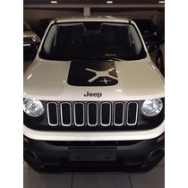 Acessórios / Kit Adesivo Jeep Renegade 2015 Original