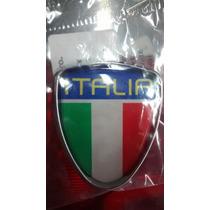 Emblema Escudo Fiat Italia Punto E Palio