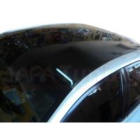 Adesivagem Envelopamento Teto Black Piano Corolla 2008/