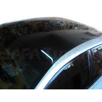 Adesivo Envelopamento Teto Black Piano Corolla 08/