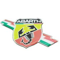 Emblema Resinado Mod2 Abarth Escorpiao
