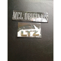 Emblema Ltz Cromado Original Gm - Mel Originais