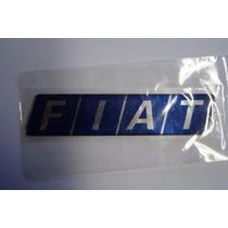 Emblema Fiat Resinado Antigo Uno Palio Outros