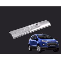 Ford Ecosport Aplique Cromado Freio De Mão Acessorios