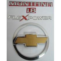 Kit Emb Montana + 1.8 + Flexpower + Gravata Mala + Sport