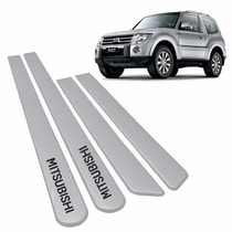 Friso Lateral Pajero Prata Cool Original