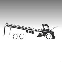 Adesivo Automotivo Caminhão 2