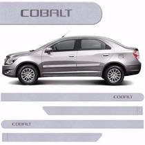 Friso Lateral Gm Cobalt 12 13 14 15 Cor Prata Switchblad