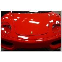 Tinta Automotiva Vermelho Rosso Scuderia Ferrari 3,6litros