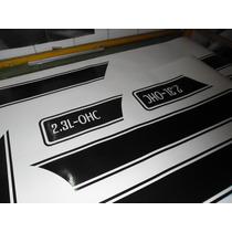 Faixas Laterais Maverick Gt 2.3 Ohc 4cc 73/76