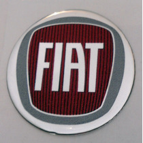 Botons Para Chave Canivete (2) Fiat + (2) Chevrolet - Mmf