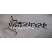 Emblema Adventure Linha Fiat 2003/2004 - Mmf Auto Parts