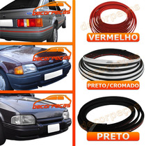 Kit Friso Parachoque Escort 89 - 92 Hobby 93 - 96 3 Cores 6m
