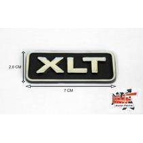 Emblema Xlt Para Ecosport - Mmf Auto Parts