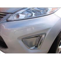 Friso Protetor De Parachoque Transparente Ford New Fiesta