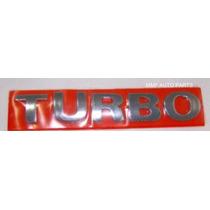 Emblema Turbo Mini - Gol/voyage/parati/polo - Mmf Auto Parts