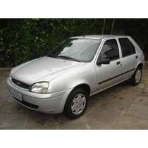 Calha De Chuva Ford Fiesta Street 4 Portas De 1996 À 2002