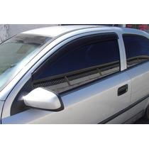 Calha De Chuva Chevrolet Astra Hatch 99/02 2 Portas Tg Poli