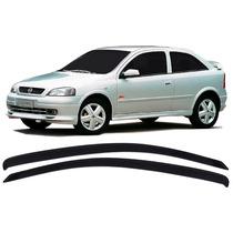 Calha De Chuva Defletor Astra Hatch 1999 A 2011 - 2 Portas