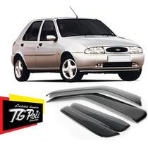 Calha Defletor De Chuva Fiesta Hatch 1996 A 2001