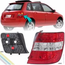 Lanterna Traseira Stilo 2002 Até 2007 Vermelha