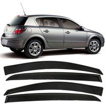 Calha De Chuva Defletor Vectra Hatch Sedan 2006 A 2011 - 4p