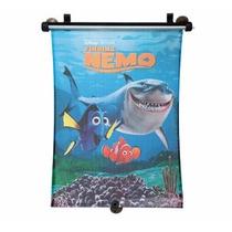 Protetor Solar Retrátil Para Vidro De Carro Nemo Disney