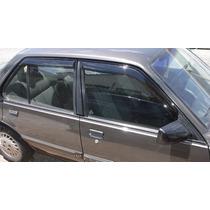 Calha De Chuva Tg Poli Chevrolet Monza 84/96 4 Portas (1ª V