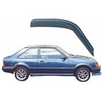 Calha De Chuva Tg Poli Ford Escort Hobby 84/96 2 Portas