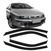 Calha De Chuva Defletor Fiat Brava 1999 2000 2001 - 4 Portas