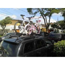 Rack Transbike De Teto Bike Up Suporte De 1 Bicicleta