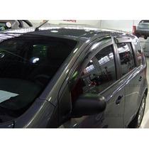 Calha De Chuva Nissan Livina/grand Livina 09/13 4 Portas