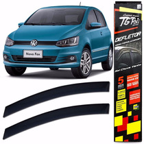 Calha Defletor Chuva Volkswagen Fox/ Crossfox 2p - Tg Poli