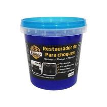 Restaurador Para-choque Borrachas Vinil Plástico Pneus 350gr