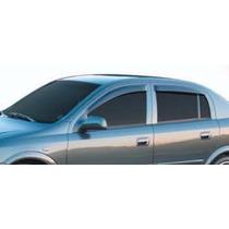 Calha De Chuva Gm Astra Sedan E Hatch 4 Portas Tgpoli 23.007