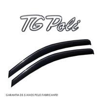 Calha De Chuva Defletor Tg Poli Fiat Fiorino 2 Portas 89/13