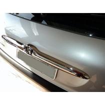 Capa Do Friso Da Tampa Porta Malas Cromada Peugeot 206