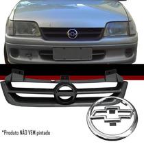 Grade Radiador Com Emblema Kadett Ipanema 96 97 98 + Brinde