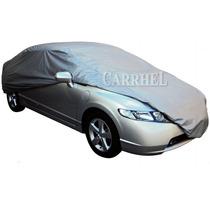 Capa Para Carro Fiat Uno Impermeável Com Forro Parcial