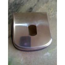 Capa Cromado Protecao Engate Reboque Aço Inox