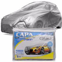 Capa Cobrir Carro Palio Forrada Impermeavel Frete Gratis