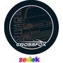 Capa Roda Estepe Crossfox - Selvagem - Personlizada