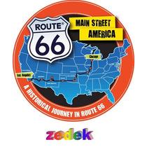 Capa Roda Estepe Pajero Tr4 Rav4 - Route 66, Rota 66