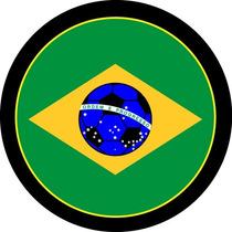 Capa De Estepe Para Ecosport - Modelo Bandeira