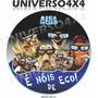 Capa Estepe Ecosport, Novaeco, Aro 15,16, Era Do Gelo, 3013