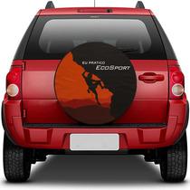 Capa Roda Estepe Ecosport 08 09 10 11 12 Eu Pratico Ecosport