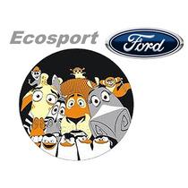 _capa Estepe Ecosport Varios Modelos 2007 2008 2009 2010